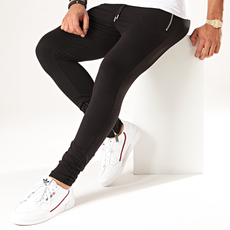 Uniplay - Pantalon Jogging PNS-8 Noir