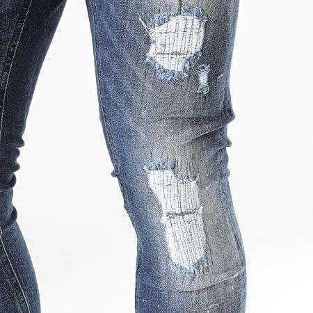 Uniplay - Jean Skinny 158 Bleu Denim