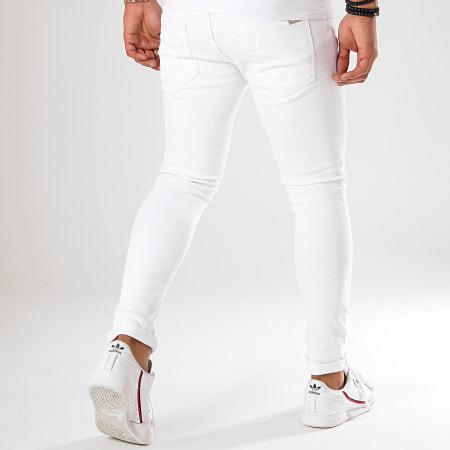 Uniplay - Jean Skinny 165 Blanc