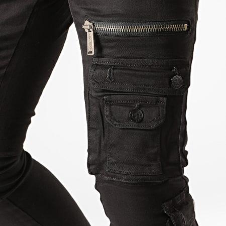 Uniplay - Jean Skinny 134 Noir