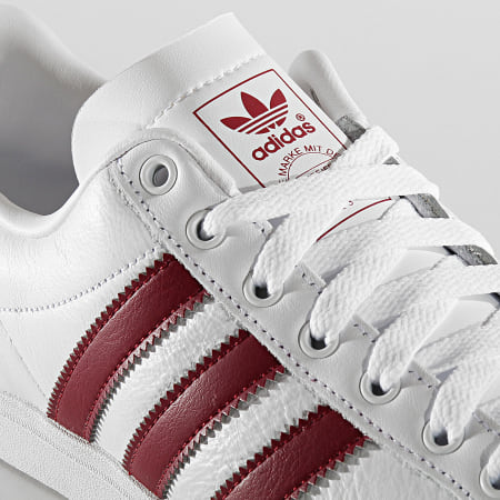 adidas - Baskets Coast Star EE6197 Footwear White Collegiate Burgundy