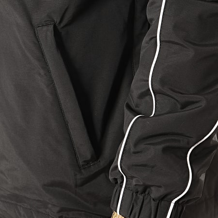 Sergio Tacchini - Veste Outdoor Dabou 38344 Noir Blanc