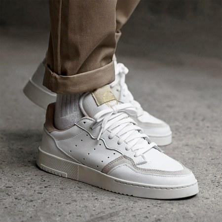 adidas - Baskets Supercourt EE6034 Footwear White Cryo White