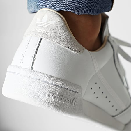 adidas - Baskets Continental 80 EF2101 Footwear White Cryo White