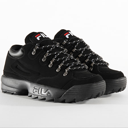 Fila - Baskets Disruptor Hiker Low 1010708 Black