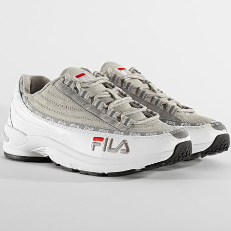 Fila - Baskets DSTR97 S 1010712 White Gray Violet