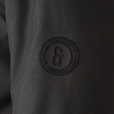 Only And Sons - Parka Favour Walther Noir