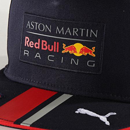 Puma - Casquette Snapback Aston Martin Red Bull Racing Bleu Marine