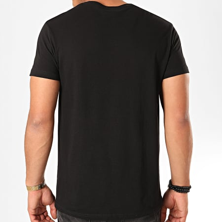 RK - Tee Shirt Portrait Bastos Noir
