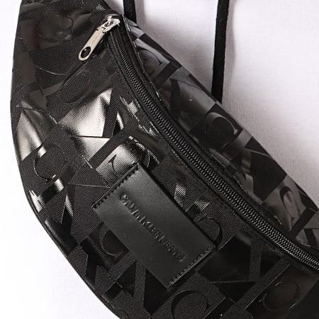Calvin Klein - Sac Banane Sp Essentials Print Street 5252 Noir