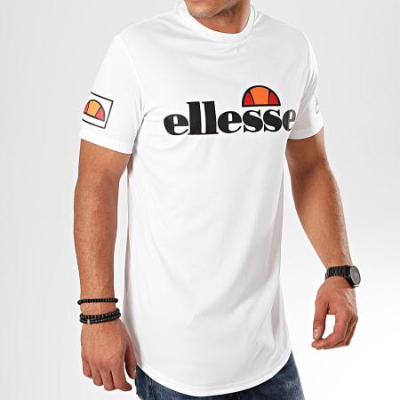 Ellesse - Tee Shirt Oversize Morre SHD08148 Blanc