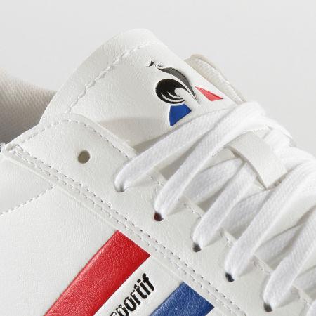 Le Coq Sportif - Baskets Courtflag 1911450 Optical White
