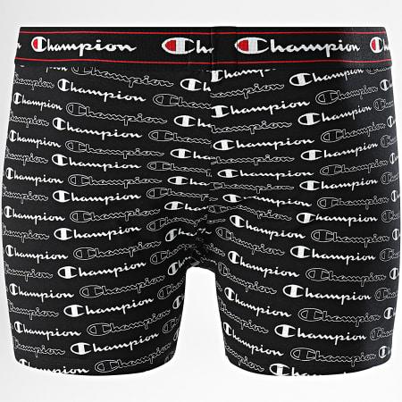 Champion - Boxer Y08QX Noir