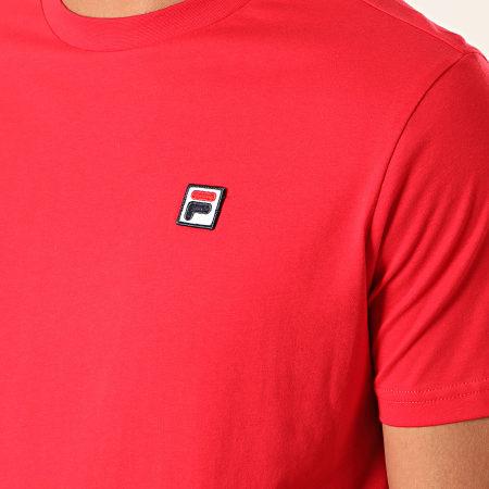 Fila - Tee Shirt Seamus 682393 Rouge