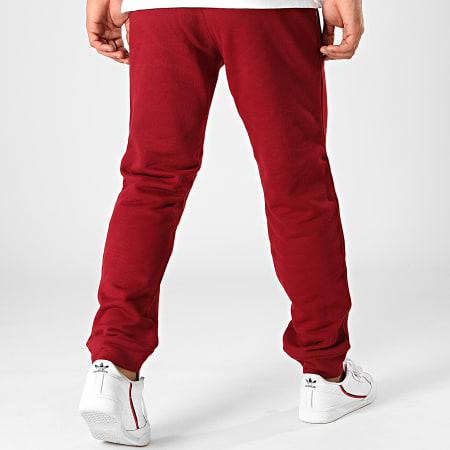 adidas - Pantalon Jogging Trefoil FQ3338 Bordeaux
