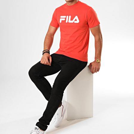 Fila - Tee Shirt Classic Pure 681093 Orange