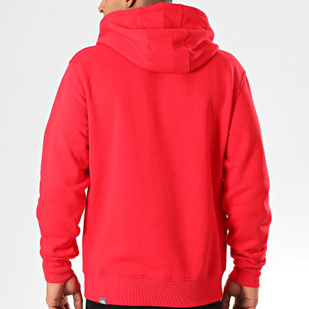 The North Face - Sweat Capuche Drew Peak AHJY Rouge