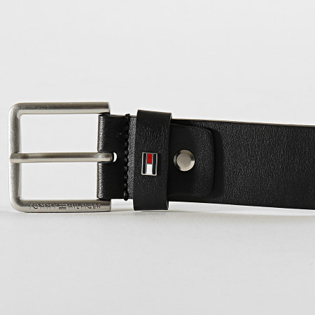 Tommy Hilfiger -  Ceinture Urban Leather 5639 Noir