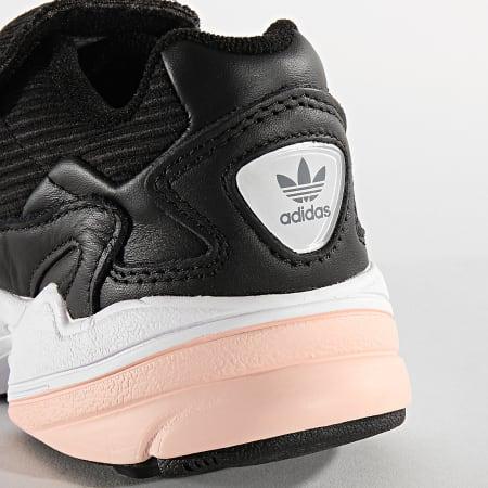adidas - Baskets Femme Falcon RX EE5112 Core Black Glow Pink Grey Three