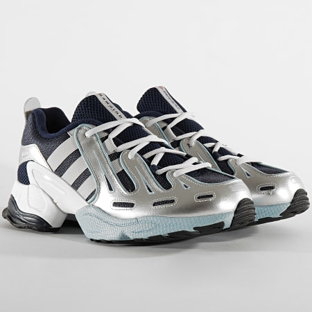 adidas - Baskets EQT Gazelle EE7746 Collegiate Navy Grey Two Ash Grey
