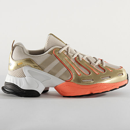 adidas - Baskets EQT Gazelle EE7747 Copper Brown Raw Gold Coral