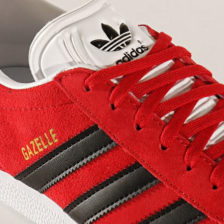 adidas Baskets Gazelle EE5521 Scarlet Core Black Footwear