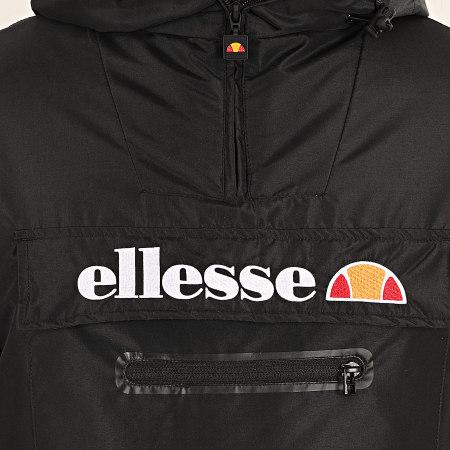 Ellesse - Parka Col Zippé Fourrure Paganella SHD09143 Noir