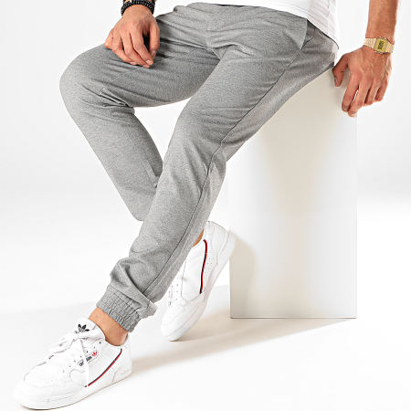 Only And Sons - Jogger Pant Mark Cuff Gris Chiné