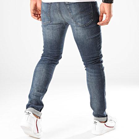 Tommy Hilfiger Jeans - Jean Skinny Simon 7320 Bleu Denim