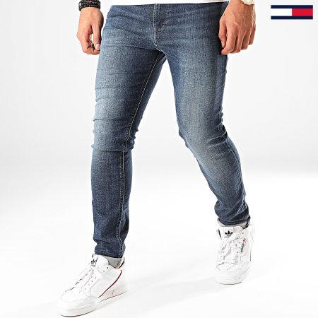 Tommy Jeans - Jean Skinny Simon 7320 Bleu Denim