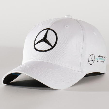 AMG Mercedes - Casquette RP Team Cap Blanc
