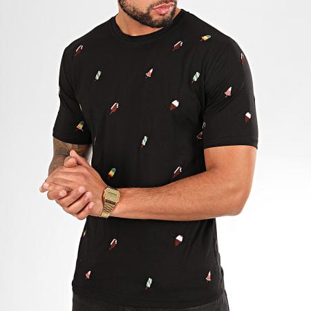 Berry Denim - Tee Shirt JB18096 Noir