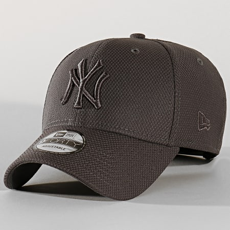 New Era - Casquette 9Forty Mono Team Colour 12134813 New York Yankees Gris