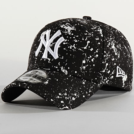 New Era - Casquette MLB Paint Pack Mens 12134846 New York Yankees  Noir Blanc