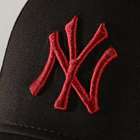 New Era - Casquette League Essential A Frame 12134885 New York Yankees Noir
