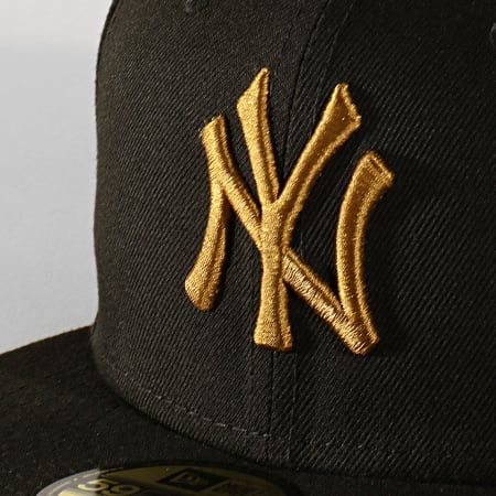 New Era - Casquette Fitted 59Fifty League Estl 12134905 New York Yankees Noir