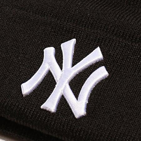 New Era - Bonnet League Essential Cu 12134915 New York Yankees Noir