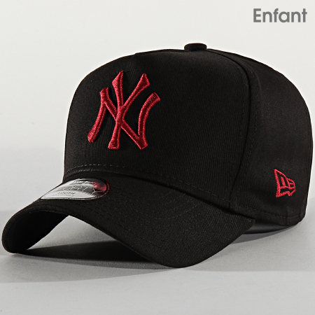New Era - Casquette Enfant League Essential A Frame 12145446 New York Yankees Noir
