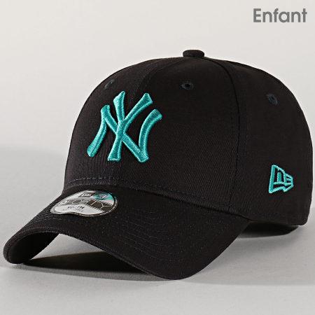 New Era - Casquette Enfant 9Forty League Essential 12145453 New York Yankees Bleu Marine