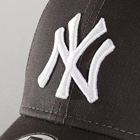 New Era - Casquette Enfant 9Forty League Estl 12145456 New York Yankees Gris