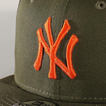 New Era - Casquette Enfant 9Fifty League Estl 12145467 New York Yankees Vert Kaki
