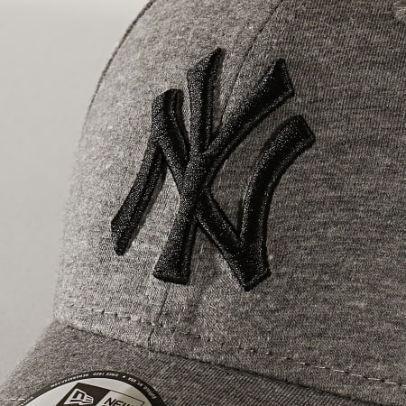 New Era - Casquette Enfant 9Forty Estl Jersey 12145475 New York Yankees Gris Anthracite Chiné