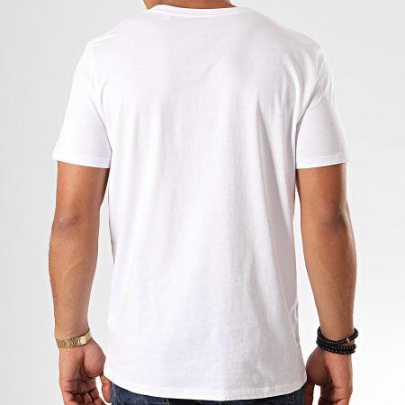Rilès - Tee Shirt Logo Blanc
