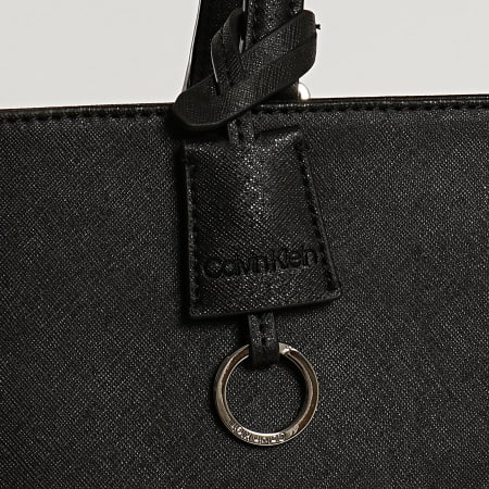 Calvin Klein - Sac A Main Femme CK Task Shopper 6026 Noir