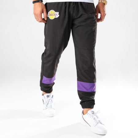 New Era - Pantalon Jogging NBA Los Angeles Lakers 12123892 Noir