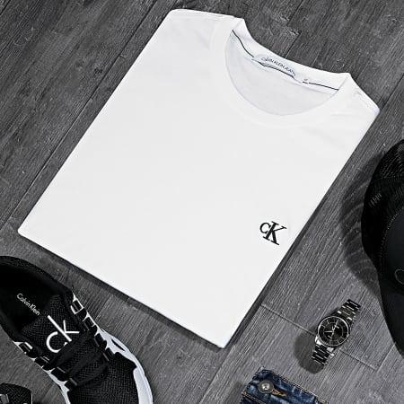Calvin Klein - Tee Shirt Essential 4544 Blanc