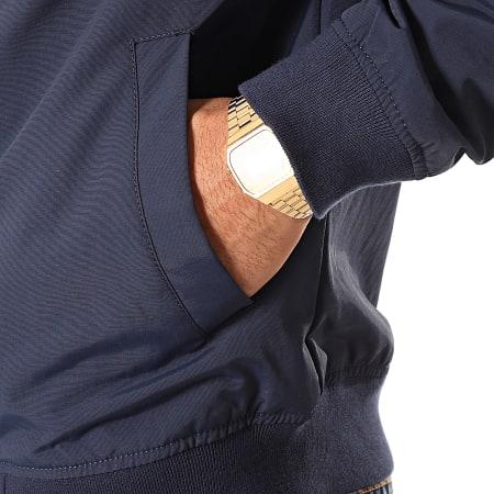 Tommy Hilfiger Jeans - Veste Zippée Essential Bomber 7366 Bleu Marine