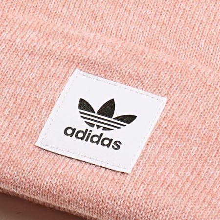 adidas - Bonnet Melange Bobble ED8032 Rose Chiné