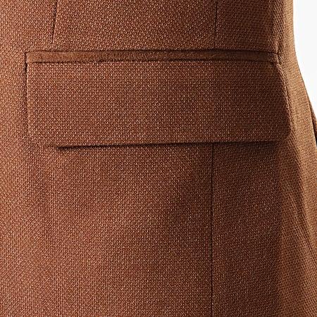 Black Needle - Veste De Costume 20245 Camel
