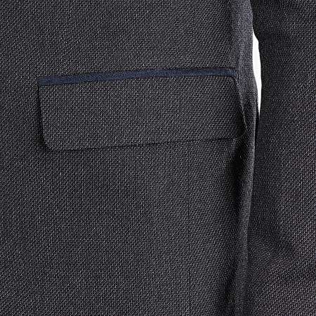 Black Needle - Veste De Costume 20245 Bleu Marine